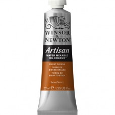 Burnt Sienna 37ml Artisan Oil Paint