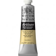Naples Yellow 37ml Artisan Oil Paint