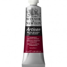 Permanent Alizarin Crimson 37ml Artisan Oil Paint