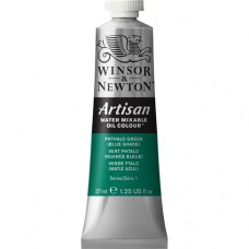Phthalo Green (Blue Shade) 37ml Artisan Oil Paint