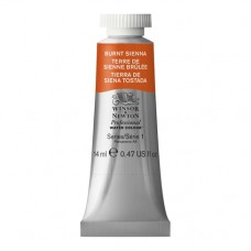 Burnt Sienna 14ml Professional Artists Watercolour Paint