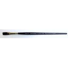 6mm ¼ inch Flat Galeria Acrylic Brush