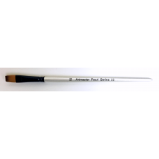 Number 10 Flat Pearl Series Watercolour Brush