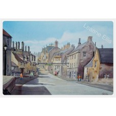 Stamford, Original Watercolour Painting